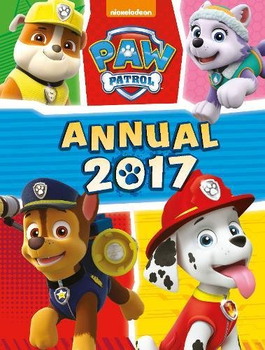Nickelodeon PAW Patrol Annual 2017 (Annuals 2017) por Parragon Books Ltd