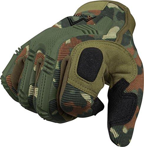 Army Gloves Specialist Flecktarn