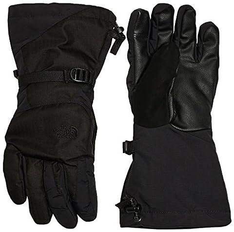 North Face Men's M Montana Etip Gloves - Black/Tnf Black, Medium