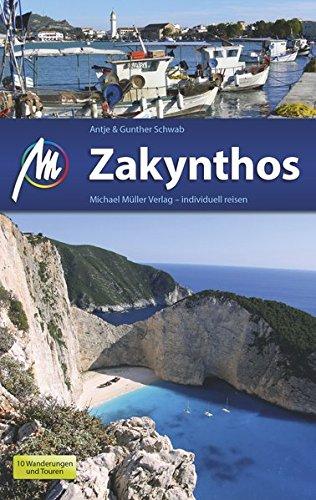 Zakynthos: Reiseführer mit vielen praktischen Tipps. Test