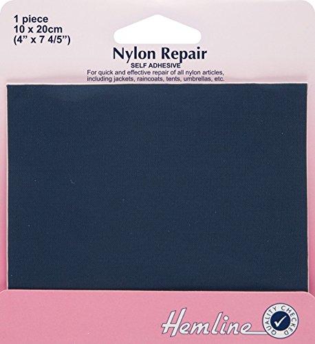hemline-reparation-en-nylon-vetements-patch-autocollant-10-x-20-cm-bleu-marine