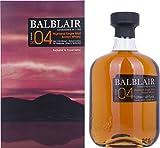Balblair Vintage Sherry Matured + GB 2004 46% Vol. 1 l
