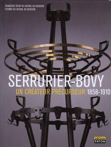 Serrurier Bovy Version Franaise