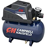 Campbell Hausfeld Compresseur d'air, 1-gallon Pancake Oilless .36 CFM .33hp 120 V 3 A (Fp2028), FP209000AV