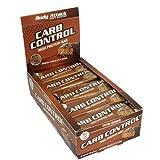 Body Attack Carb Control-Proteinriegel 10 x 100g Riegel 10er Pack Peanat butter