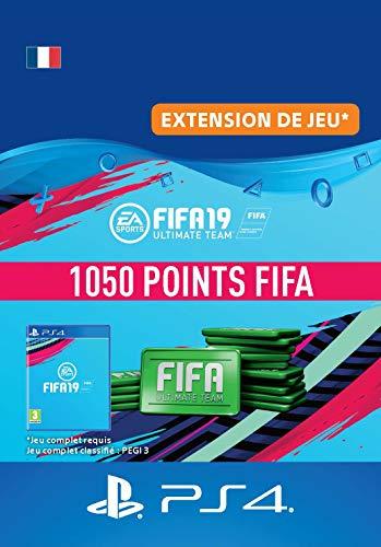 FIFA 19 Ultimate Team - 1050 FIFA Points | Code Jeu PS4 - Compte français