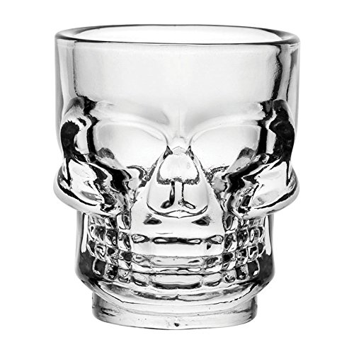 Utopa-r90206--000000-b01024-Tiki-de-calavera-Shot-15-oz-45-cl-Pack-de-24