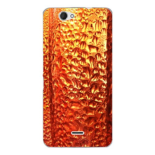 Disagu Design Case Schutzhülle für Wiko Getaway Hülle Cover - Motiv Fresh Orange