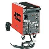 Saldatrice a filo continuo Telwin saldatura professionale TELMIG 180/2 TURBO