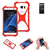 K-S-Trade® Mobile Phone Bumper For Blackberry KEYone Black
