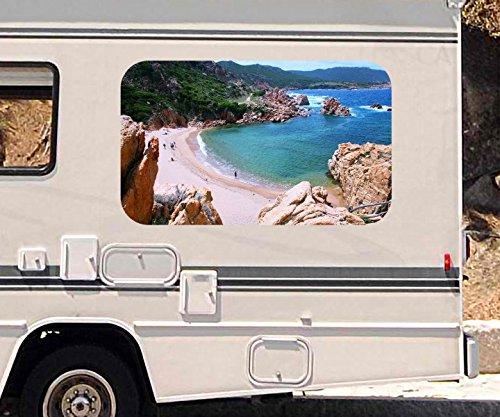 3d-autoaufkleber-meer-sardinien-strand-urlaub-ozean-wohnmobil-auto-kfz-fenster-motorhaube-sticker-au