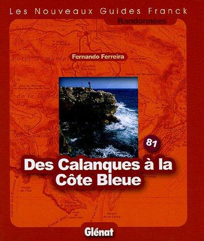 Des Calanques à la Côte Bleue : Fonds de cartes au 1/25 000 et au 1/50 000