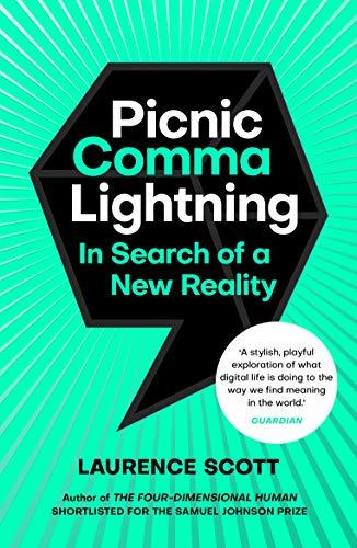 Picnic Comma Lightning por Laurence Scott