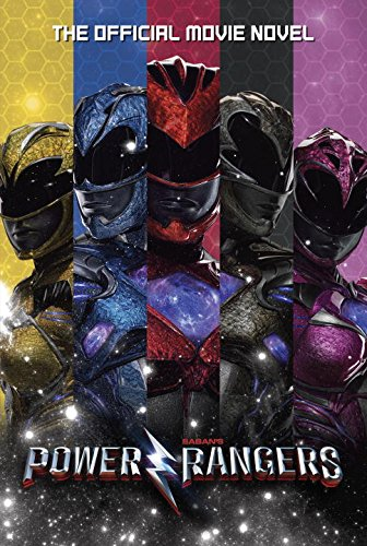 Image of Power Rangers: The Official Movie Novel (Power Rangers (Paperback))
