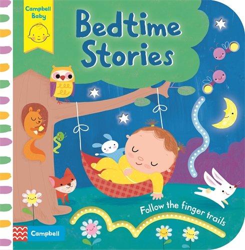Bedtime Stories: Follow the Finger Trails