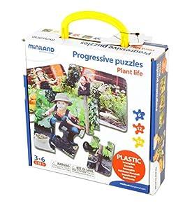 Miniland- Puzzle para niños (35260)