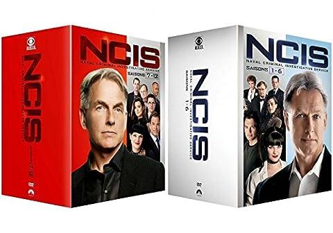 NCIS Staffel 1-12 / Navy CIS Staffel 1 + 2 + 3 + 4 + 5 + 6 + 7 + 8 + 9 + 10 + 11 + 12 [in Deutsch und