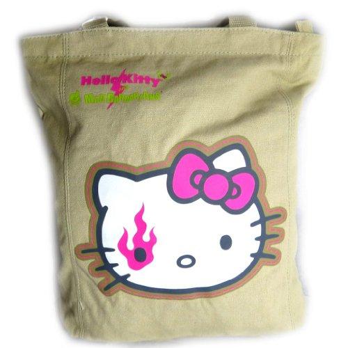 Hello Kitty [G8203] - Cabas 'Hello Kitty' beige