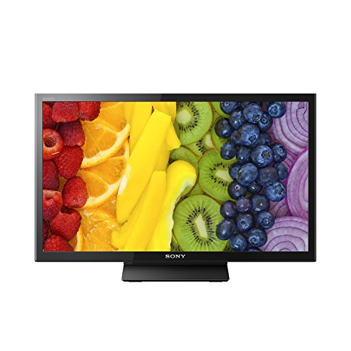 Sony BRAVIA KLV-24P413D 59.9 cm (24 inches) HD Ready LED TV (Black)