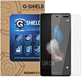 G-Shield Huawei P8 Lite 2016 Schutzfolie Gehärtetem Glas Displayschutzfolie Screen Protector Folie Displayschutz Anti-Kratz Ultra Klar 9H Härte 0.33mm