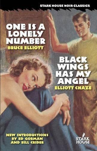 One is a Lonely Number / Black Wings Has My Angel por Bruce Elliott