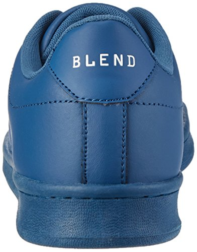 Blend 20701213, chaussons d'intérieur homme Blanc (Nautical Blue)
