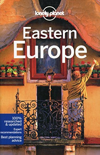 Lonely Planet Eastern Europe (Travel Guide) by Lonely Planet (2015-10-20)