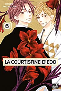 La courtisane d'edo Edition simple Tome 6