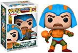 Funko- Masters of The Universe Figurina Man-At-Arms Speciality Series Month, 14328