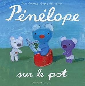 """Afficher """"Pénélope tête en l'air n° 16 Pénélope sur le pot"""""""