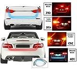 #9: PR Trunk Light Strip Kit With Led Moving Flash Car Signal Light Strip Red & Blue Turn Signal and Braking Light-Hyundai Creta