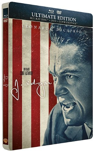 J. Edgar [Ultimate Edition boîtier SteelBook - Combo Blu-ray + DVD]