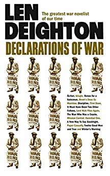 Declarations of War by [Deighton, Len]