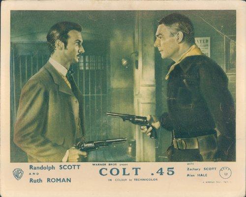 colt-45-randolph-scott-zachary-scott-guns-original-lobby-carte