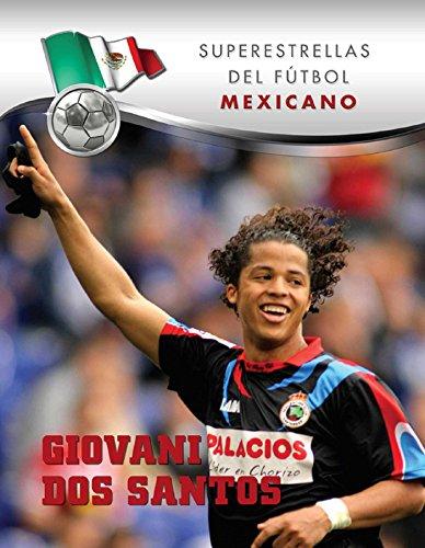 Giovani dos Santos (Superstars of Soccer SPANISH) por Ana Patricia Valay