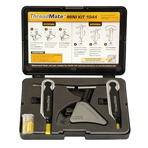 Außen- und Innengewindenachschneider Set ThreadMate 1044, Außen 4-13 mm, Innen 5-12 mm