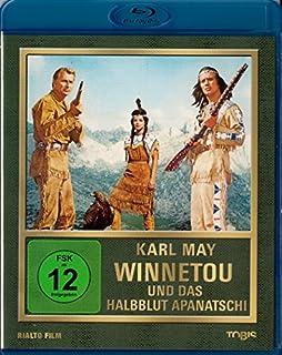 WINNETOU UND DAS HALBBLUT APANATSCHI (Karl May)
