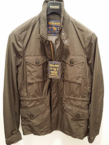 woolrich-wocps2294-travel-field-jacket-man-summer-olive-brown-l-olive-brown