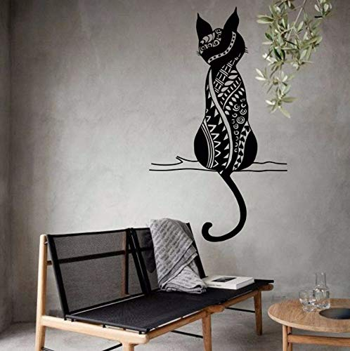 at Pattern Wall Stickers For Kids Rooms Bohemian Animal Pets Wall Decal Interior Baby Kids Bedroom Home Decor 32X60Cm ()