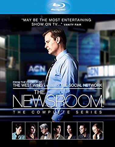 The Newsroom - The Newsroom: Complete Season 1-3 [Blu-ray] [Import
