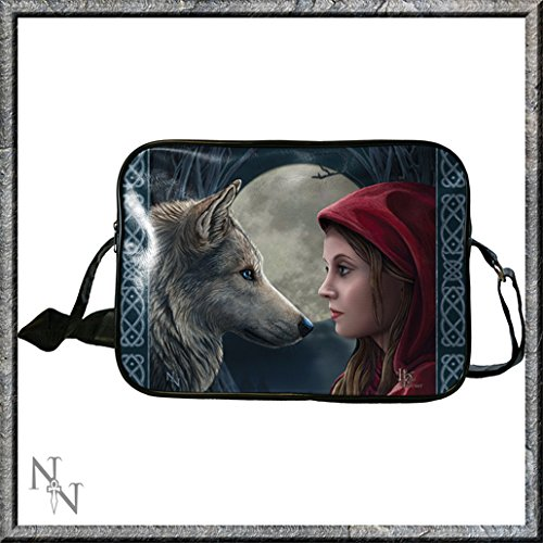 Moonstruck Lisa Parker-Borsa laterale da Cappuccetto Rosso, Donna