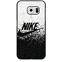 Just Do It Logo de mike Protection hülles, logo Cover for Samsung Galaxy S6 Edge, Phone Funda Cover for mike