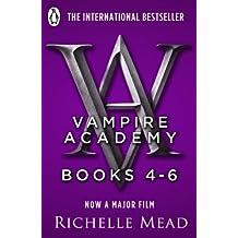 Vampire Academy Books 4-6