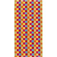 Cawö Handtuch Lifestyle Cubes 7017 multicolor - 25 Größe 50 x 100