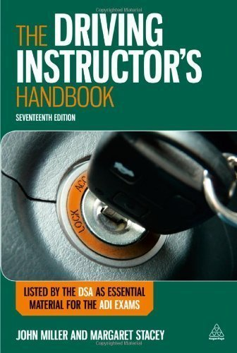 The Driving Instructor's Handbook by Miller, John, Stacey, Margaret ( 2011 )