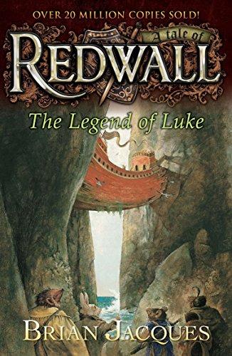 The Legend of Luke (Redwall)