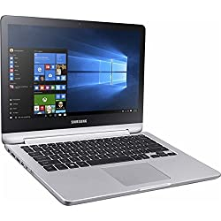"Samsung Flagship Model Samsung 13.3"" Full Hd (1920X1080) Spin 2-In-1 Premium High Performance Touchscreen Laptop, Intel Core I5-6200U, 8Gb Ram, 1Tb Hdd, Backlit Keyboard, Windows 10"