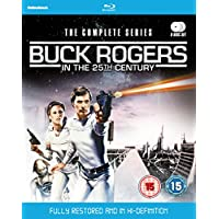 Buck Rogers in the 25th Century The Complete Series