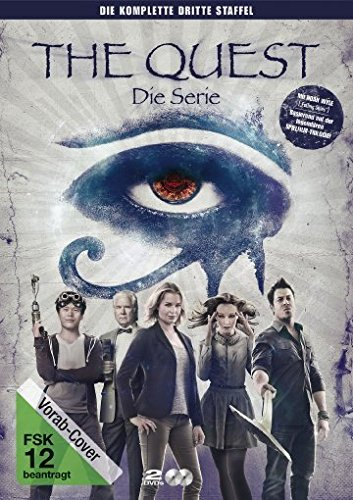 The Quest - Die Serie - Staffel 3 [2 DVDs]
