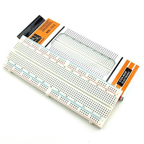 Qiyun Zubehör für Auto, Teile für Auto, mb-102830Punkte Schneidebrett ohne Schneidebrett pcb Bread Board Test entwickeln diy kit
